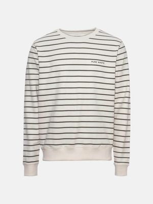 LAB Stripe Sweater