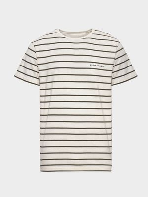 Lab T-Shirt Unisex Stripe